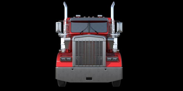 Semi-Truck Windshield Replacement
